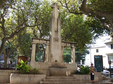 Monument als Caiguts de Sóller